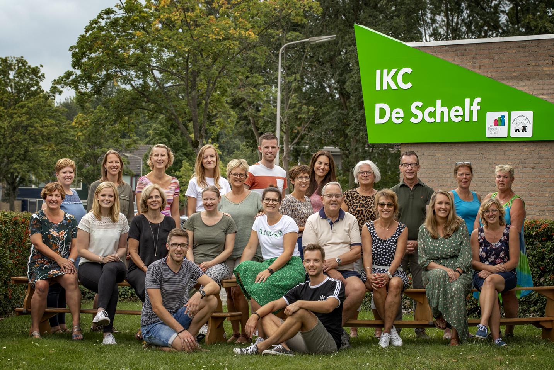 De Schelf 2017-2018